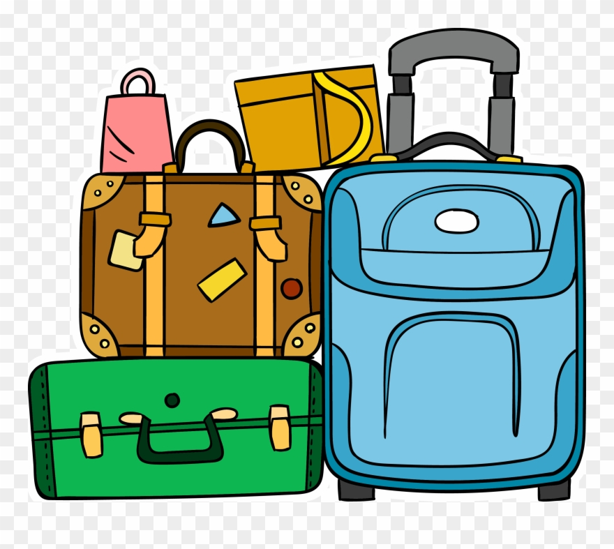 Suitcase Baggage Travel.