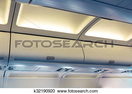 Stock Photography of Hand luggage compartments k32190920.