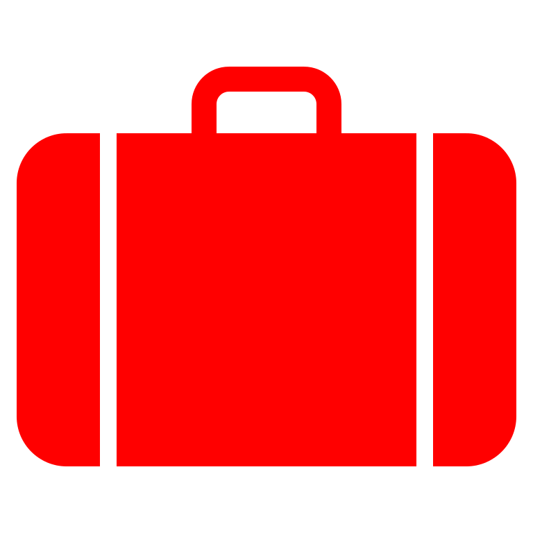 Suitcase luggage icon free download clip art on clipart.