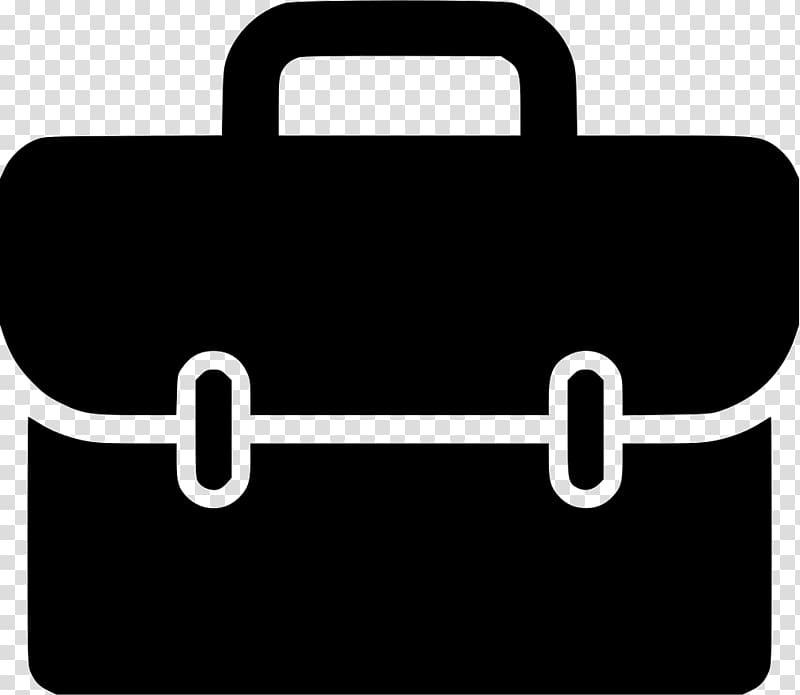 Computer Icons Briefcase, Luggage icon transparent.