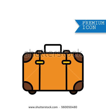 Baggage Vector Stock Photos, Royalty.