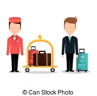 Luggage transport Vector Clipart Royalty Free. 5,749 Luggage.