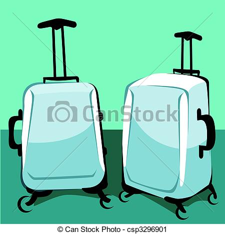 Clipart of Bag.