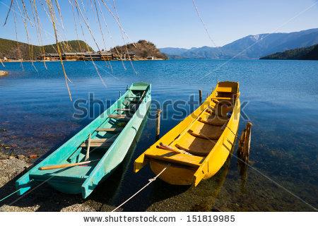 "lugu Lake"" Stock Photos, Royalty."