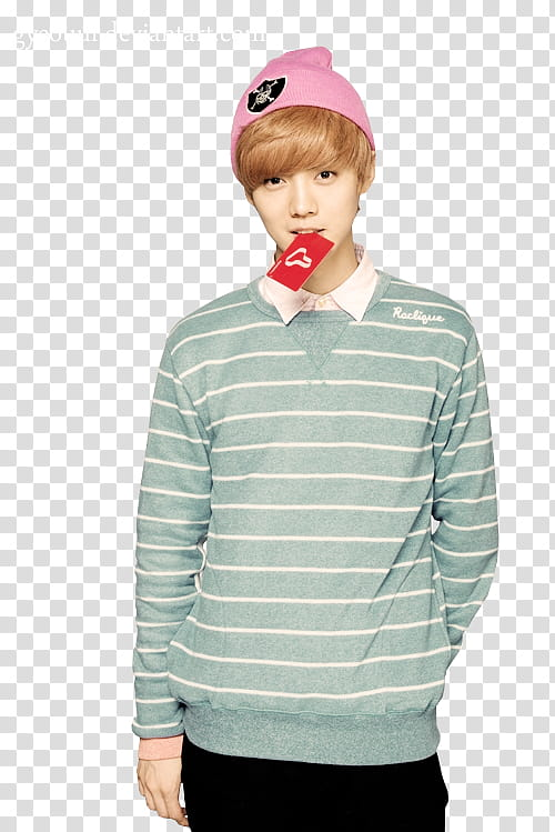 Luhan, Luhan on EXO transparent background PNG clipart.