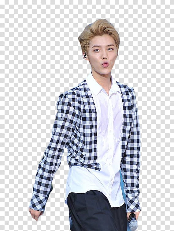 Luhan EXO Render, Exo Luhan transparent background PNG.