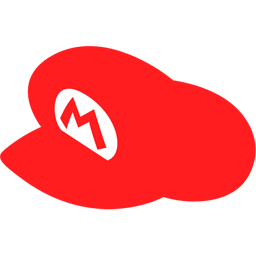 Showing post & media for Mario hat symbol.