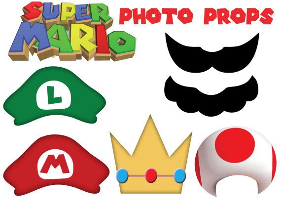17 Best images about Mario Bros. Birthday Party on Pinterest.