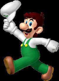 KoopaTV: Donning the Luigi Hat In Public.