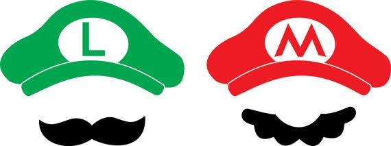 Luigi Cap Clipart.
