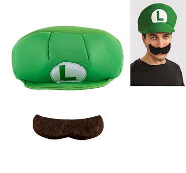 Super Mario Costumes.