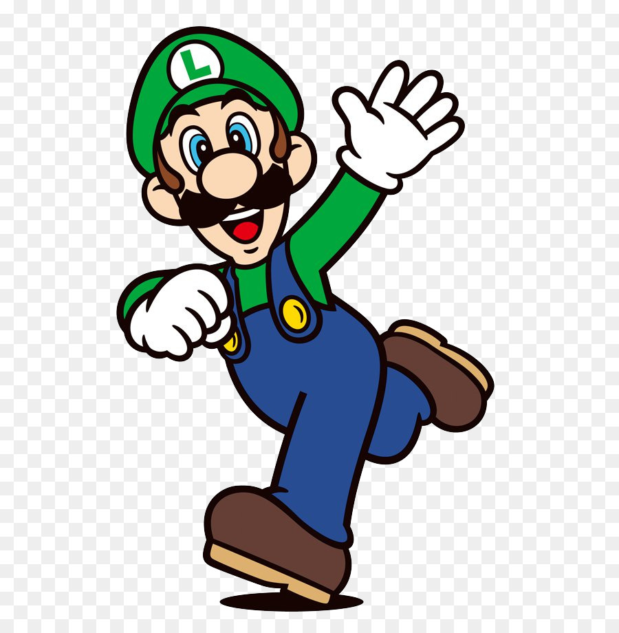Luigi Clipart (77+ images in Collection) Page 1.