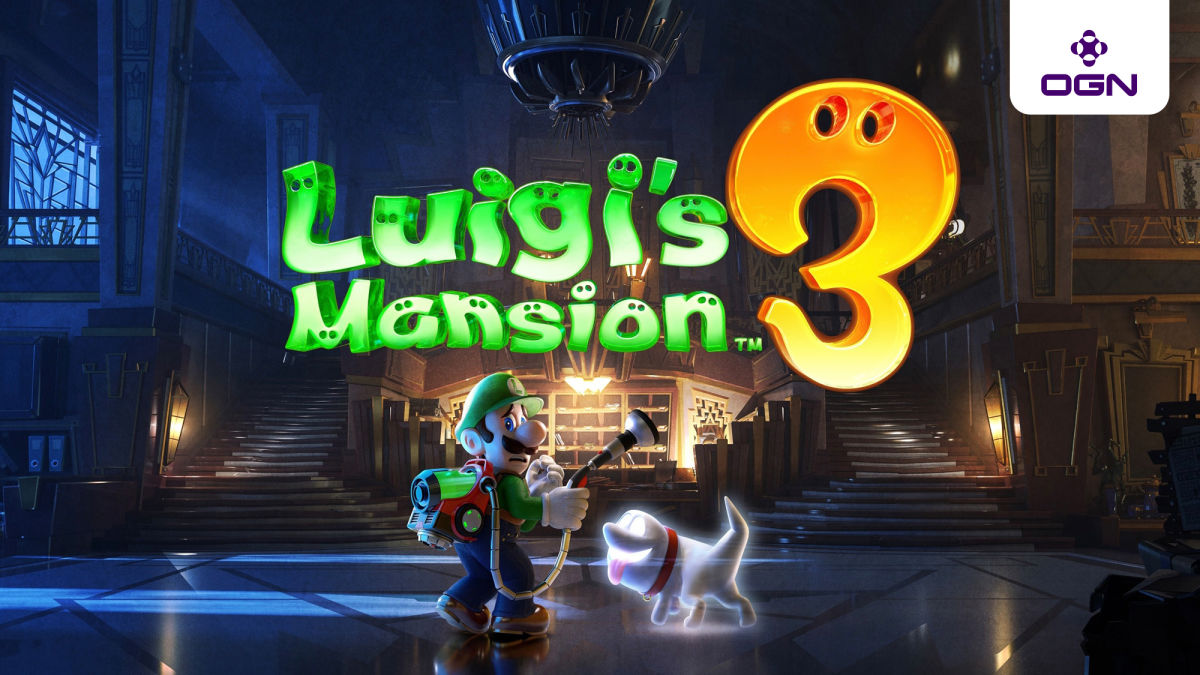 Everything You Need To Know About \'Luigi\'s Mansion 3.
