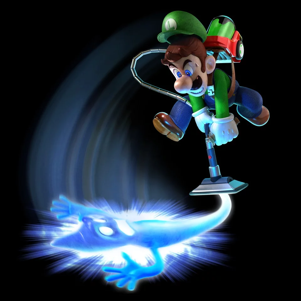 Gallery: Luigi\'s Mansion 3 Artwork Appears Out Of The.