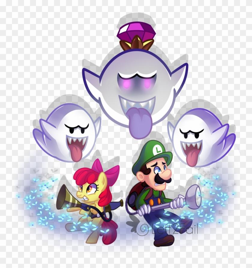 Luigi's Mansion Luigi's Mansion.
