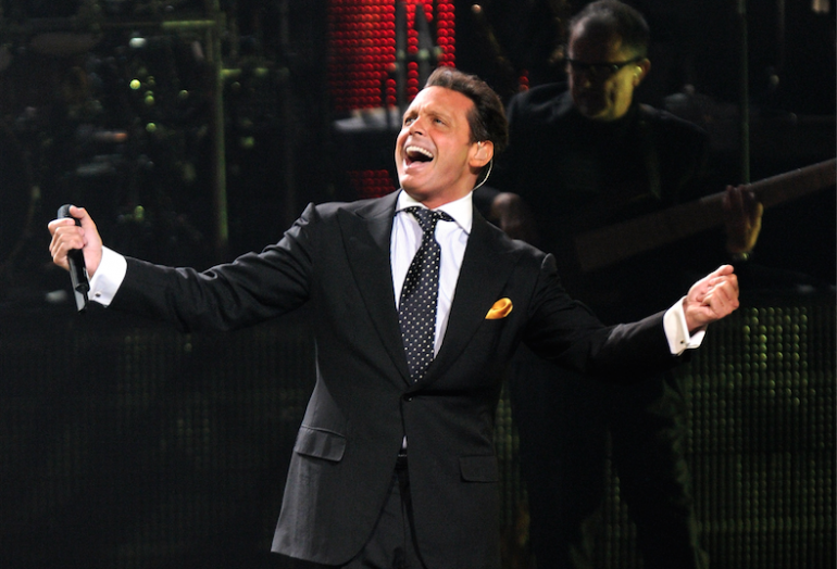 Luis Miguel Disease: Singer Opens Up About Hearing Problem.