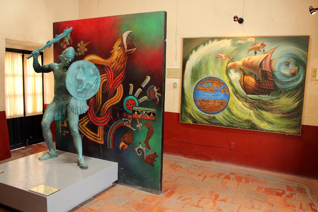 Museo de la Ciudad 450, Mexico 2019.