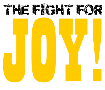 "Where does the joy come from?"" Luke 13:31."