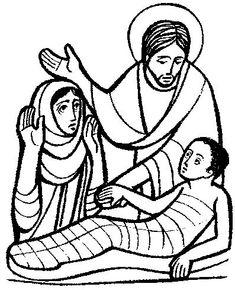 12 Best Luke 7:11 Jesus Raises the Widow\'s Son images.