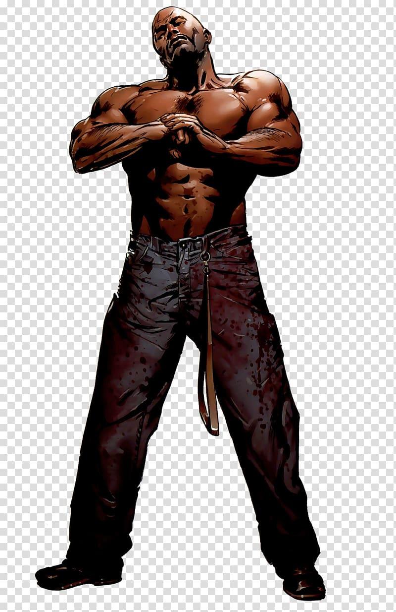 Luke Cage The New Avengers Marvel Comics Character Superhero.
