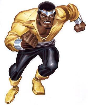 Marvel Universe: Luke Cage.