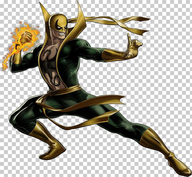 Iron Fist Luke Cage Marvel Cinematic Universe Marvel Comics.