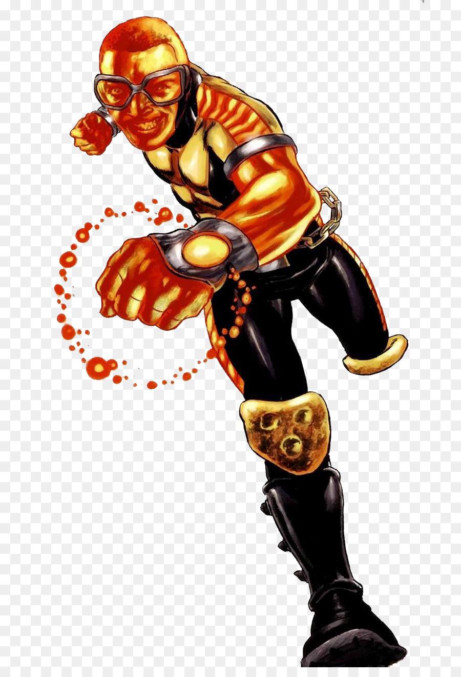 marvel comics power man and iron fist #1 clipart Iron Fist.