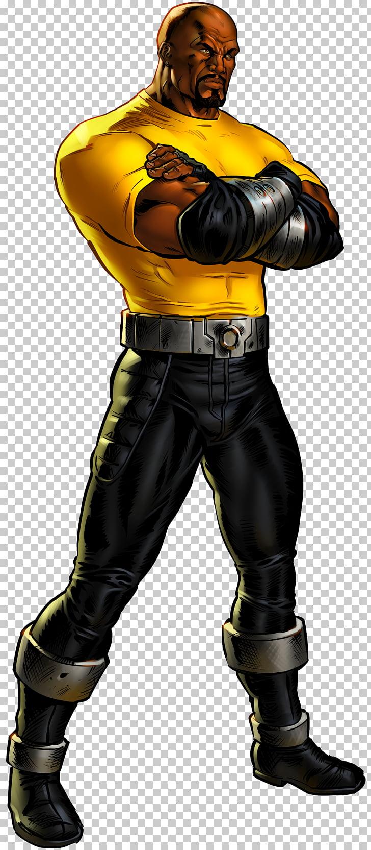 Simone Missick Misty Knight Luke Cage Falcon Baron Mordo.
