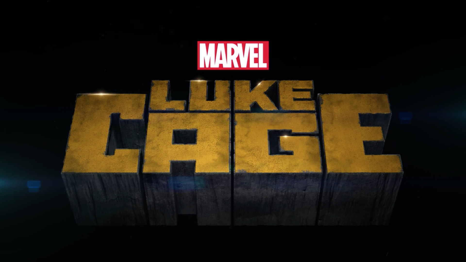 Luke Cage Teaser: Get a Peek at Netflix's Next Marvel Drama.