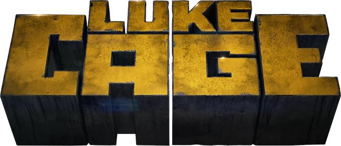 Luke Cage font?.