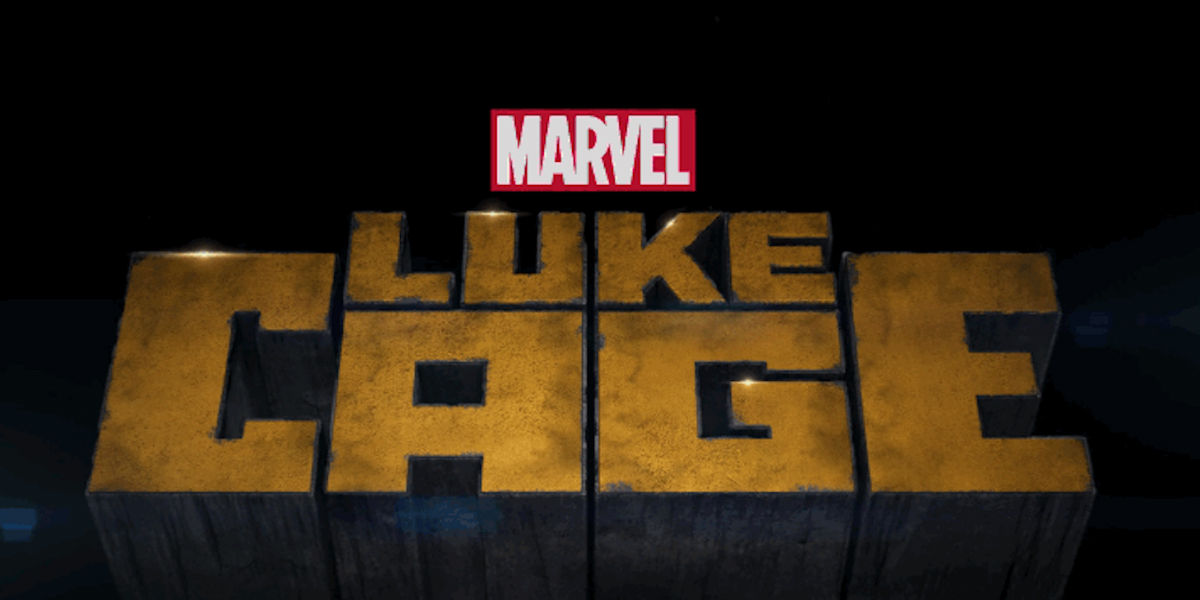 Get Intimidated by a New Luke Cage Poster From Netflix.