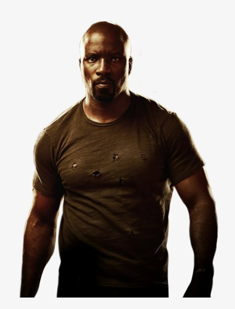 Luke Cage Live Action.