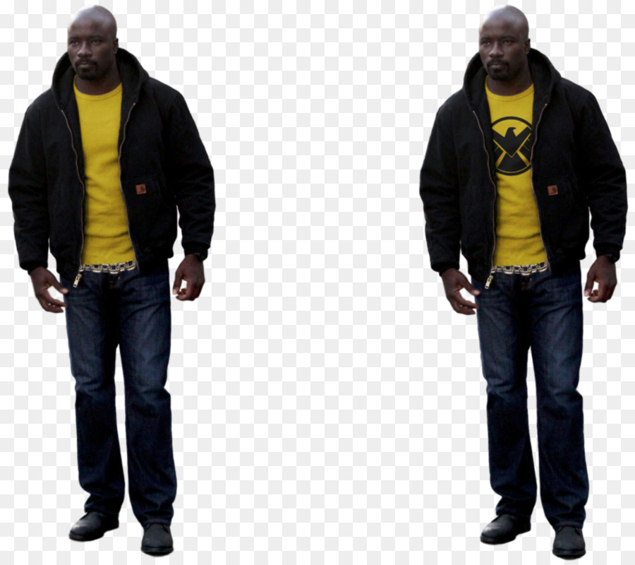 Luke Cage Outerwear png download.