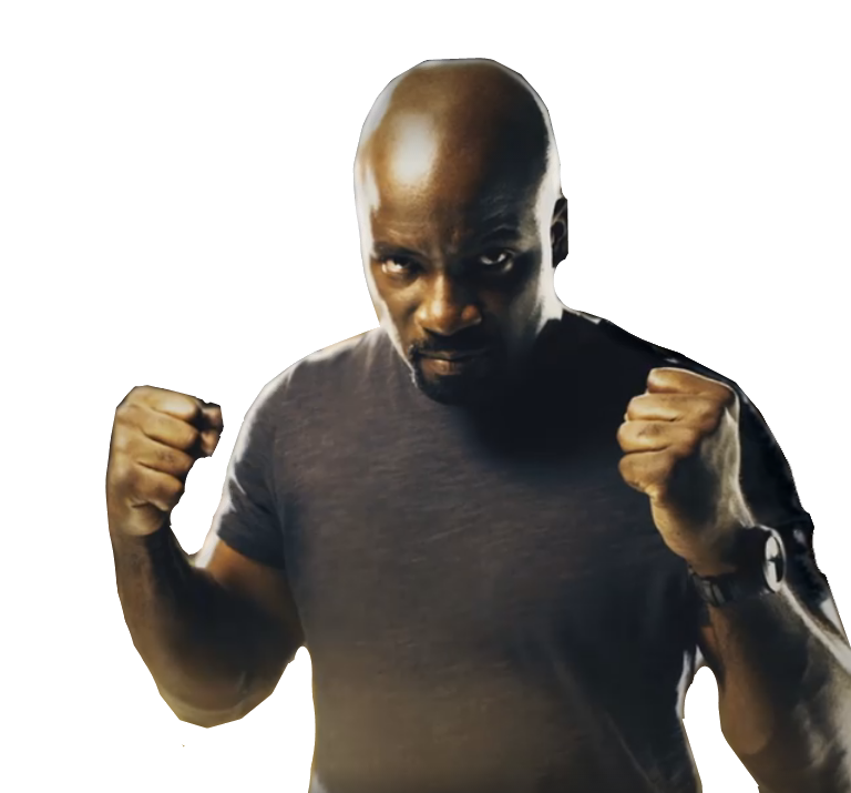 PNG Luke Cage (Mike Colter, Série, Netflix).