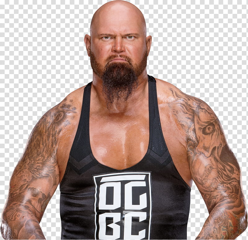 Luke Gallows transparent background PNG cliparts free.