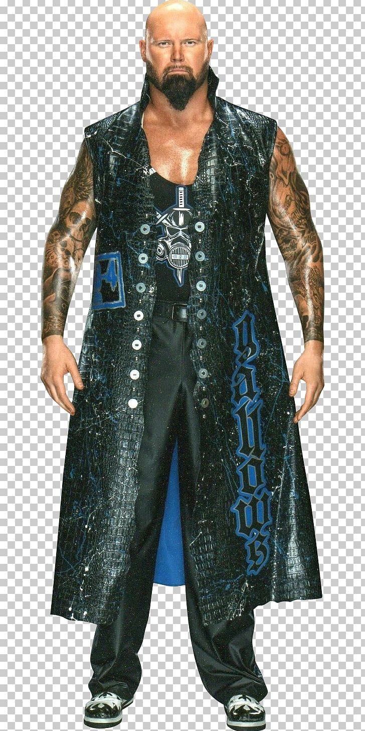 Luke Gallows WWE Superstars Professional Wrestling PNG.