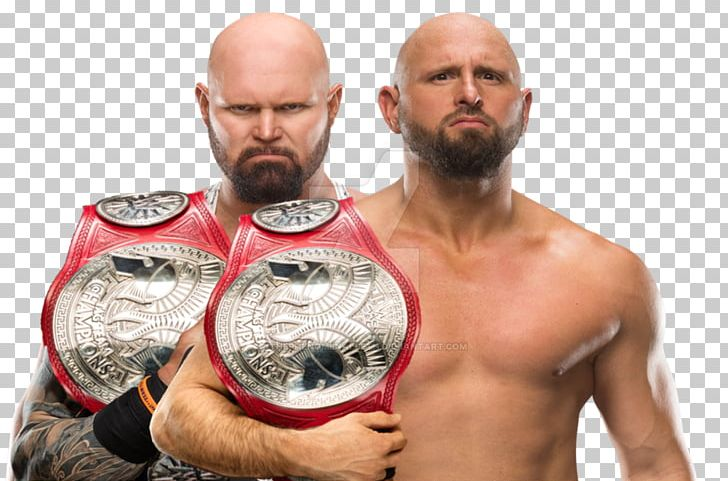 Karl Anderson Luke Gallows Gallows And Anderson WWE.