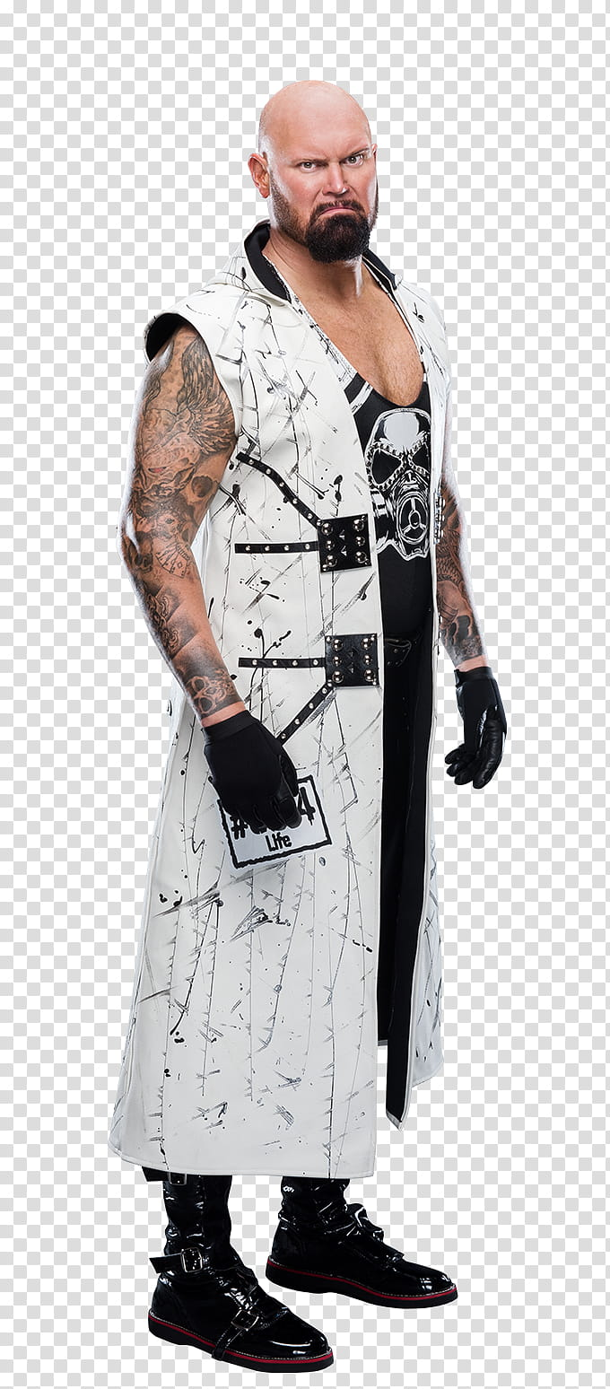 Luke Gallows Stats transparent background PNG clipart.