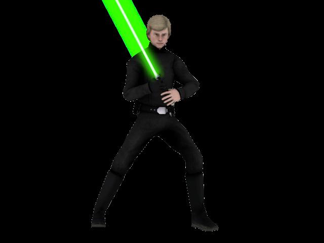 Download Free png Luke Skywalker PNG Pic.