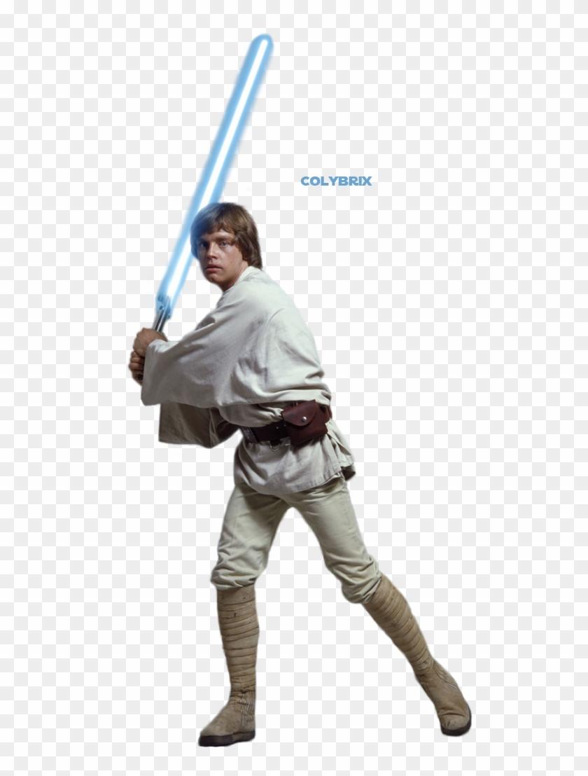 661pxlukeskywalkerpng Luke Skywalker Png.