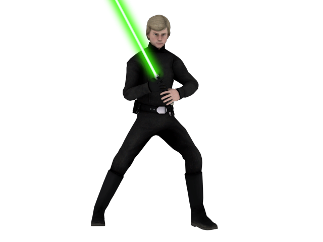 Download Free png Luke Skywalker PNG Pic.