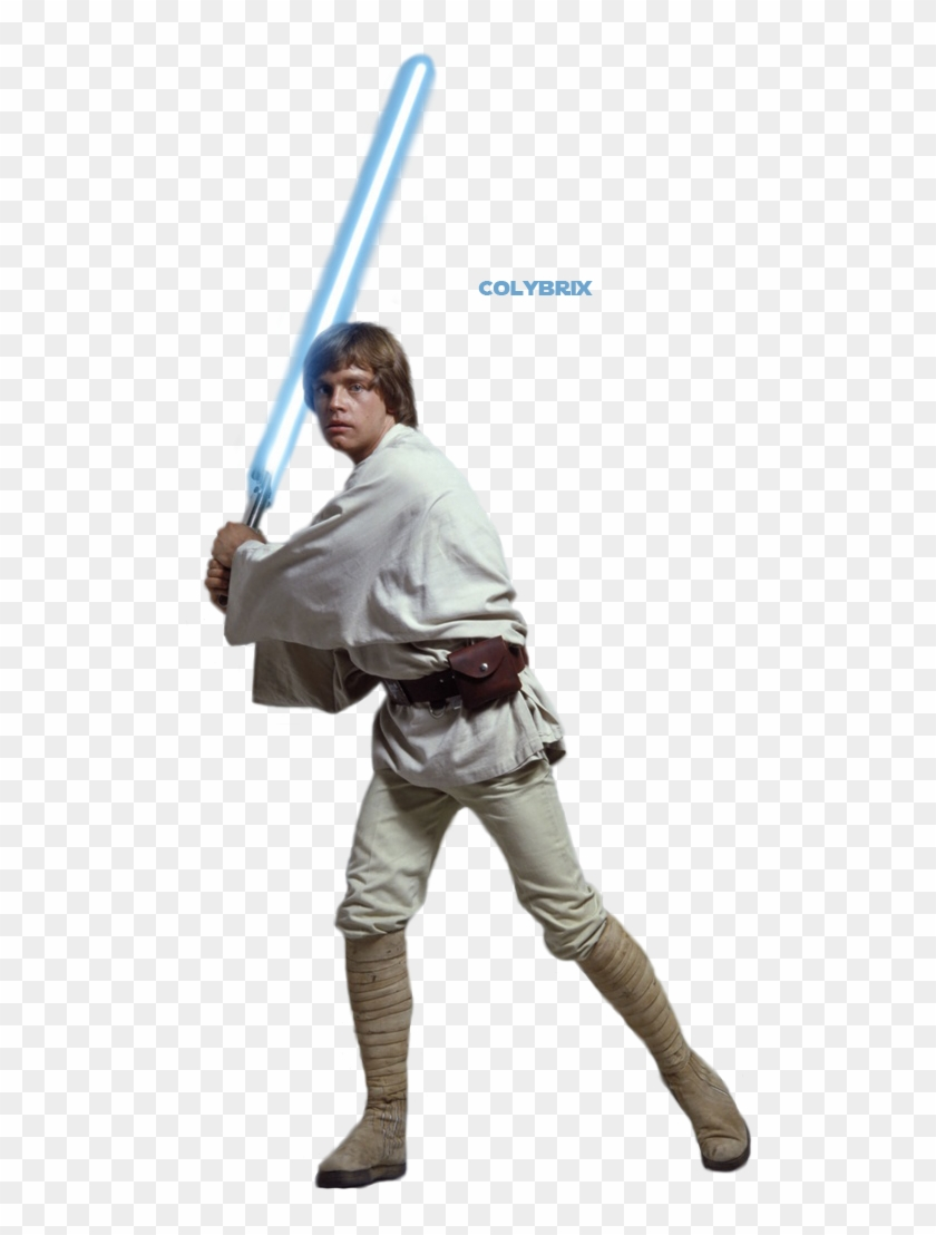 661pxlukeskywalkerpng Luke Skywalker Png.