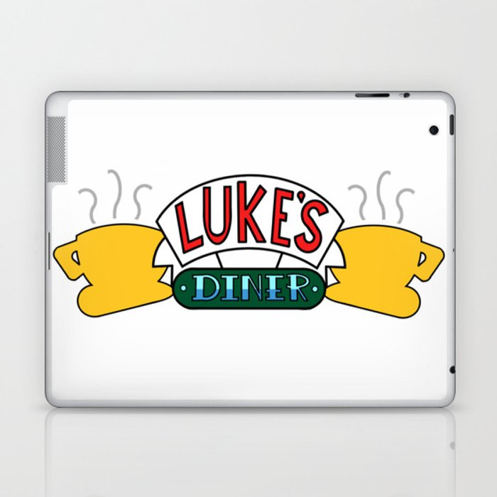 2019 Luke\'S Diner Coffee Mug Brooch Gilmore Girls Fan Club Pin Vibrant  Shiny Lovely Flair Addition Gift For Her Birthday From Simida265, $1.81.