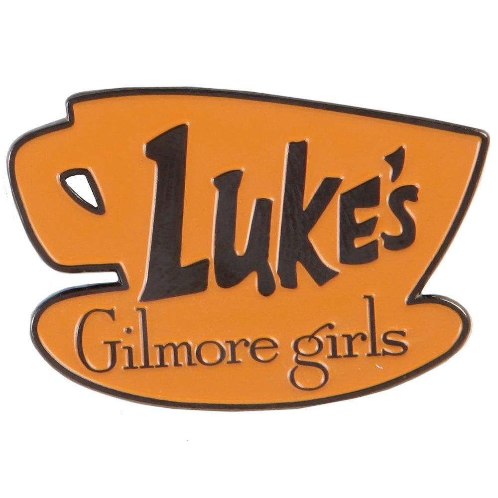 Gilmore Girls Luke\'s Diner Enamel Pin.