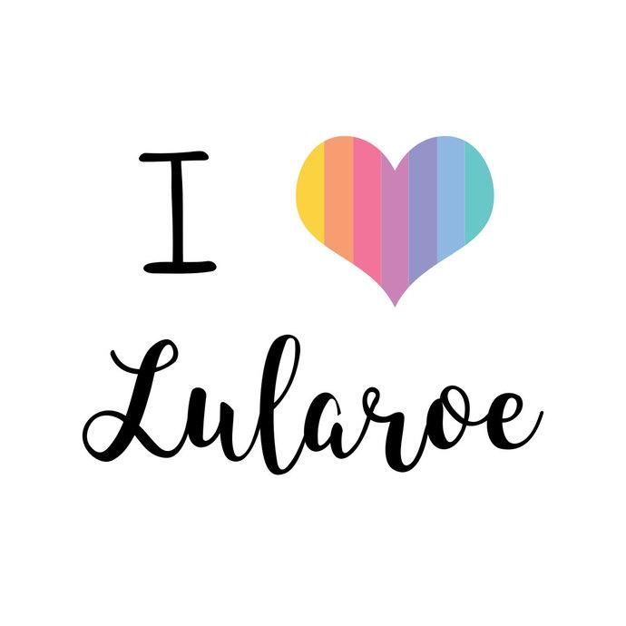 I love Lularoe Heart graphics design SVG DXF EPS Png Cdr Ai Pdf Vector Art  Clipart instant download Digital Cut Print File Shirt Vinyl Decal.
