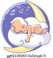 Lullaby Clip Art.