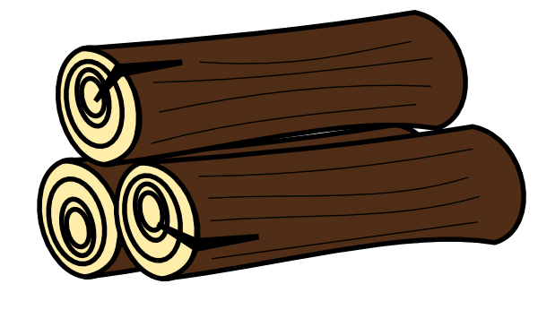 Pile Of Lumber Clipart.