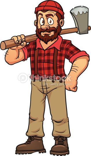 Lumberjack clipart, Lumberjack Transparent FREE for download.