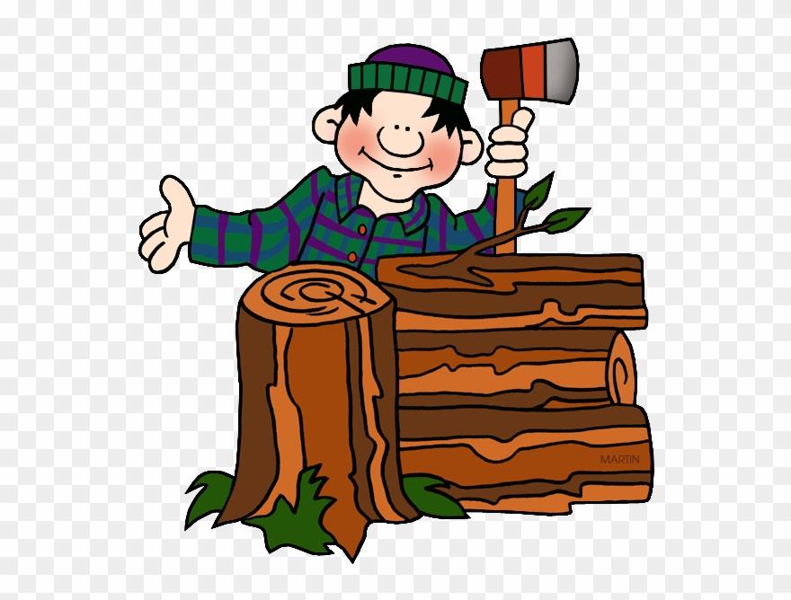 Lumberjack Cliparts.