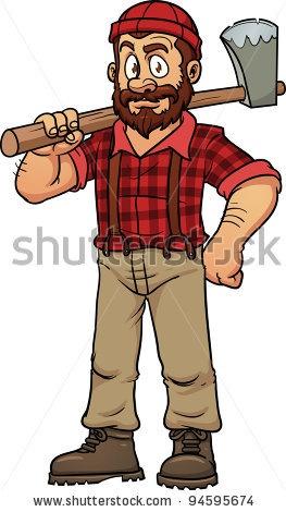 Showing post & media for Lumber guy cartoon.